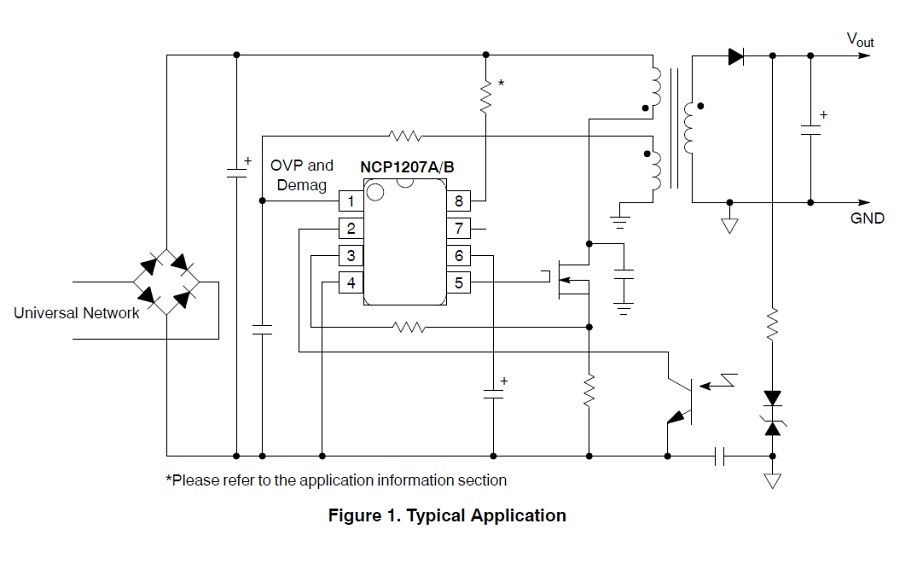 NCP1207; NCP1207A - PWM Current--Mode Controller